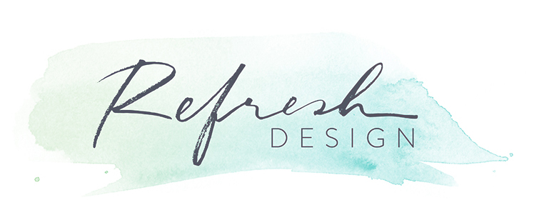 Refresh Design logo