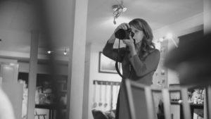 Amy Pottenger camera site visit Refresh Design