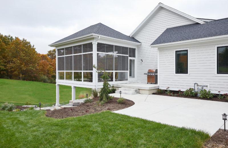 new house construction design