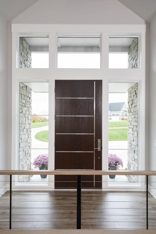 front door interior design