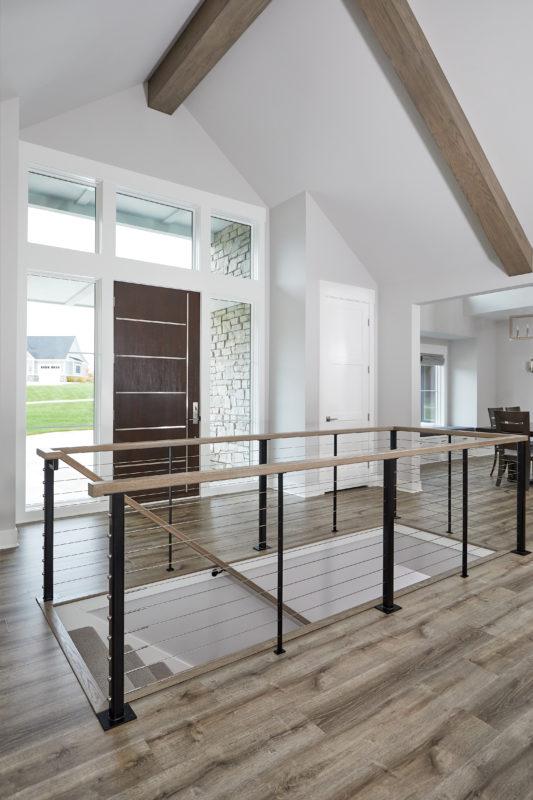 stair case interior design