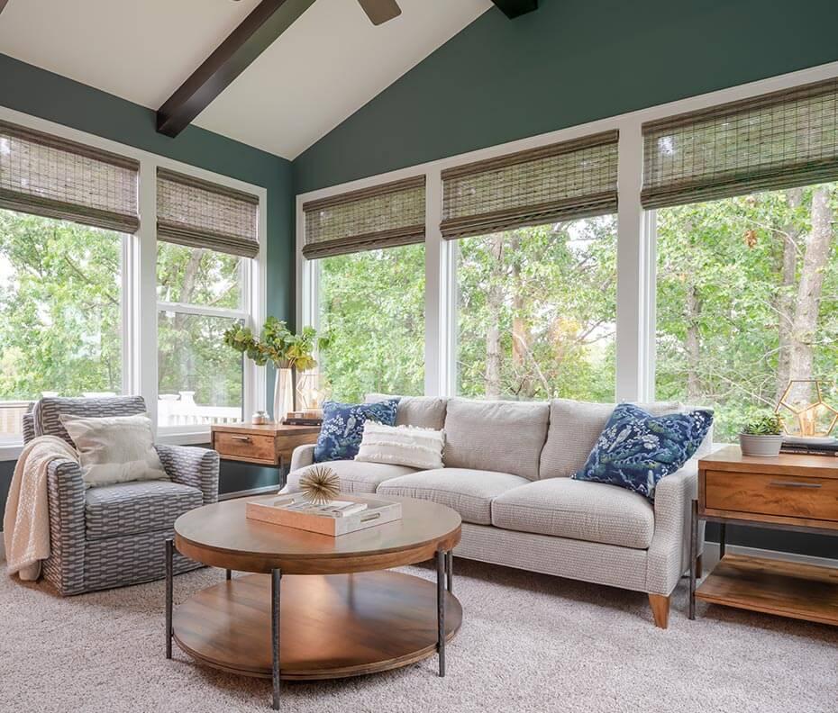 airy livingroom