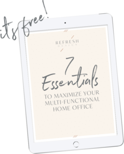 7 Essentials you need to know to Maximize Your Multi-functional Home Office