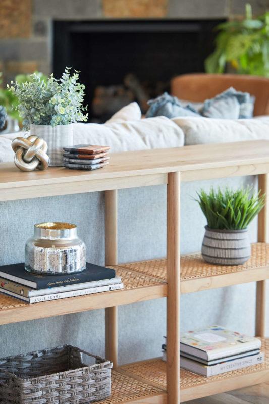 style bookcase design