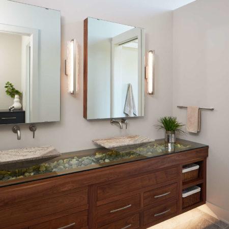 vanity bathroom design